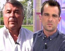 """El abogado de La Manada y Jorge Luque se enfrentan en Telecinco: """"No consiento que digas que falto al respeto"""""""