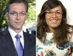 Luis Lianes y Mónica Agudo fichan por el equipo directivo de los Servicios Informativos de TVE