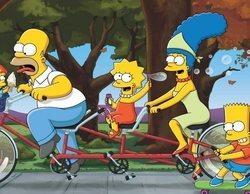 'Los Simpson' lidera ampliamente (5%) y 'Amor de contrabando' destaca con un 3,8% en Nova