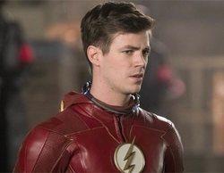 """'The Flash': Grant Gustin, contra las críticas por estar """"demasiado delgado"""" para llevar el nuevo traje"""