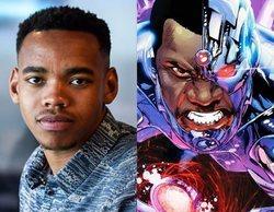 """Joivan Wade (""""La primera purga"""") será Cyborg en 'Doom Patrol'"""