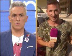 'Sálvame': Intentan agredir a Sergi Ferrer mientras informaba sobre el supuesto novio de Chabelita