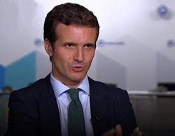 'Informe semanal' se hace eco del máster de Pablo Casado y realiza un reportaje sobre el tema