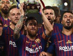 El FC Barcelona gana la Supercopa de España ante un formidable 36,5% y 'Ambulancias' registra un escueto 3,6%