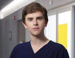 'The Good Doctor': Telecinco no emite ningún capítulo de estreno en la semana de menos consumo del año