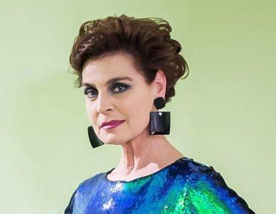 Antonia Dell'Atte, atendida de urgencias tras perder el conocimiento en la gala Starlite