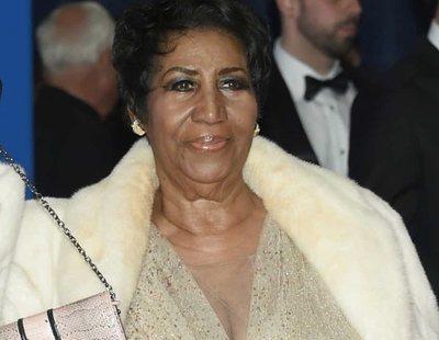 La cantante Aretha Franklin, recluida en casa, en estado muy grave