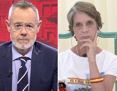 La surrealista discusión entre la franquista Pilar Gutiérrez y Jordi González en Telecinco