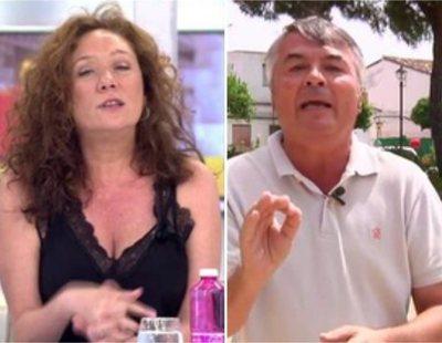 Gran enfrentamiento entre Cristina Fallarás y Ángel Martínez en 'Ya es mediodía'