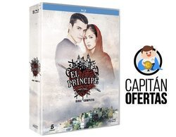 Las mejores ofertas en merchandising y DVD y Blu-Ray: 'Doctor Who', 'Outlander', 'El Príncipe'