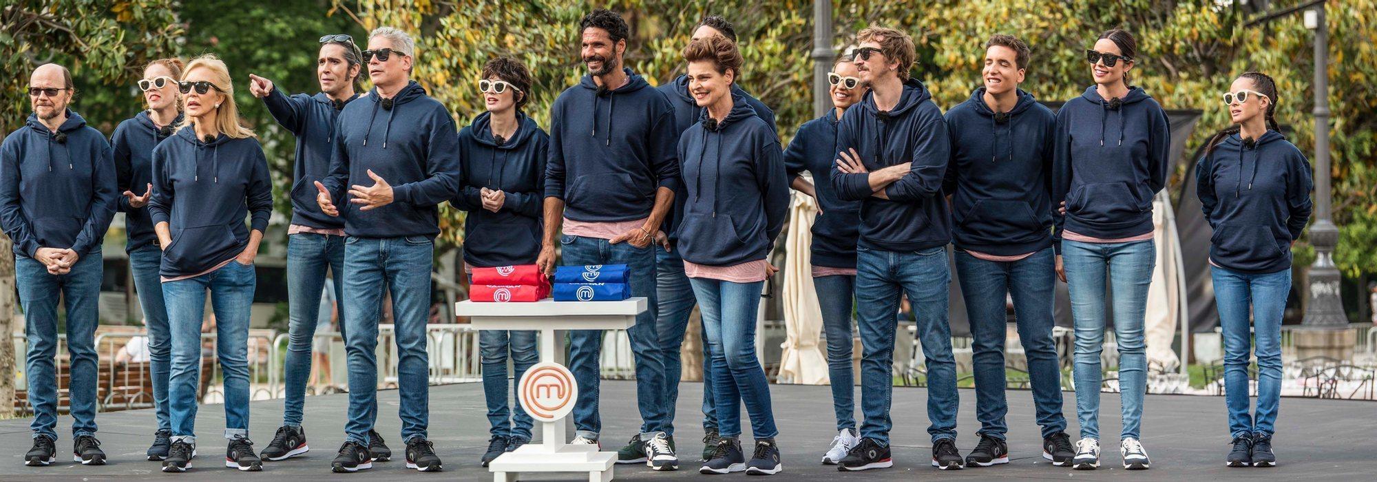 """'MasterChef Celebrity 3' aterriza en La 1: """"Es la mejor edición, se reinventa y sorprenderá"""""""