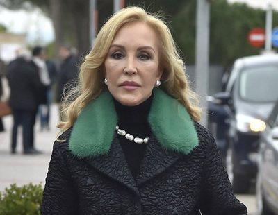 """Carmen Lomana, sobre la exhumación de Franco: """"Es feo estar levantando tumbas"""""""