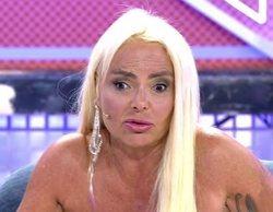 """Leticia Sabater, sin filtro: """"Me ha entrado una cagalera que he dejado el váter de Telecinco fino"""""""