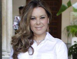 El encontronazo de María José Campanario con una reportera de 'Socialité' en su reaparición pública