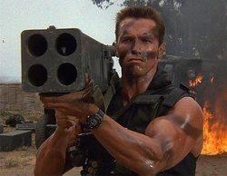 """La película """"Commando"""" en TRECE, lo más visto en TDT con un 4% y la liga italiana destaca en GOL"""
