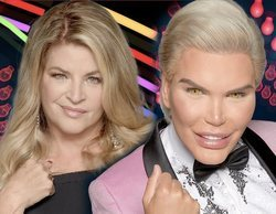 'Celebrity Big Brother 22': Kirstie Alley y el Ken humano, concursantes de la nueva edición en Reino Unido