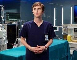 'The Good Doctor' arrasa en Telecinco con un 20,2% y 'Antena 3 Noticias 1' es el informativo más visto (16,4%)