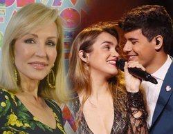 """Carmen Lomana, contra Amaia y Alfred en Eurovisión: """"Lo más aburrido y más antiguo que se puede imaginar"""""""