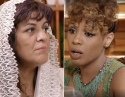 """Dilenia provoca que la Monja Hammond se indigne en 'Ven a cenar conmigo': """"Su kebab era poco higiénico"""""""