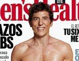 Manel Fuentes presume de cuerpo y abdominales en la portada de Men's Health tras superar el reto