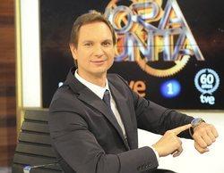 """Javier Cárdenas, tras cancelarse 'Hora punta': """"TVE no acepta que yo me salga para que continúe el programa"""""""