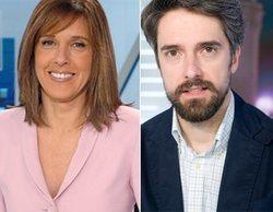 Más cambios en La 1: Ana Blanco salta a 'Telediario 1' y Carlos Franganillo presentará 'Telediario 2'