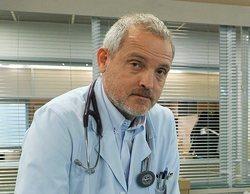 Jordi Rebellón pasa la noche ingresado en el hospital debido a un cálculo renal