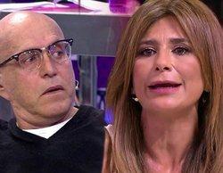 "Gema López y Kiko Matamoros protagonizan un tenso rifirrafe en 'Sálvame': ""Eres muy cínica"""
