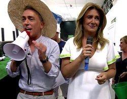 Los colaboradores de 'Sálvame' empapelan Telecinco para que Chelo García-Cortés entre en 'GH VIP 6'