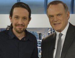 Pedro Piqueras regresa a 'Informativos Telecinco' el 3 de septiembre con Pablo Iglesias como invitado