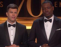 La gala de los Emmy mantiene los datos a la baja de la edición de 2017