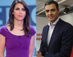 'El objetivo': Pedro Sánchez accede, por primera vez, a ser entrevistado por Ana Pastor