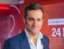 Álvaro Zancajo, destituido como director del Canal 24 horas