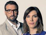 Verónica Sanz y Ricardo Altable, presentadores de la nueva etapa de 'Buenos días Madrid'