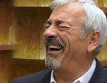 El ataque de risa de Carlos Sobera en 'First Dates' con Pedro, un participante de 75 años