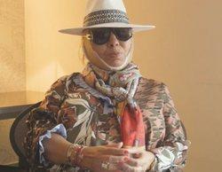 La primera aparición de Carmen Borrego después de su operación estética