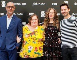 'Vis a vis' avanza las claves de su cuarte temporada en un multitudinario panel con actores y fans de la serie