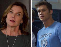 'Por 13 razones': Timothy Granaderos y Brenda Strong ascienden a regulares en la tercera temporada