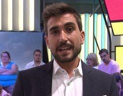 Adrián Cordero da el tiempo en laSexta cantando una graciosa versión de Nino Bravo