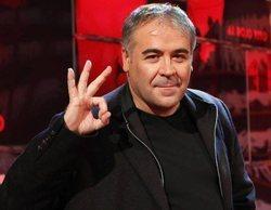 'Al rojo vivo': Ferreras controlará la realización del programa gracias a su nuevo plató