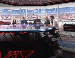 'Al rojo vivo': Así es el nuevo plató y la renovada imagen del programa de Ferreras