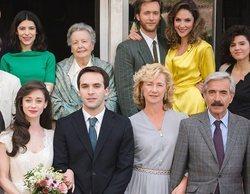 'Cuéntame cómo pasó' desvela las primeras imágenes de la boda entre Carlitos y Karina
