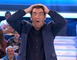 '¡Ahora caigo!': El surrealista e inédito error de una concursante que dejó atónito a Arturo Valls