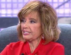 María Teresa Campos aprovecha la vuelta de 'Las Campos' para mandar un mensaje oculto a Mediaset