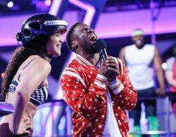 La bajada de 'TKO: Total Knock Out' consolida a CBS en tercera posición, con 'America's Got Talent' liderando