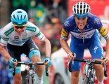 La Vuelta a España y 'Los Simpson' se reparten en la sobremesa el liderazgo del día