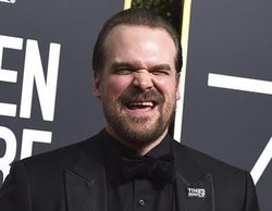 'Stranger Things': David Harbour oficia la boda de una fan caracterizado de su personaje