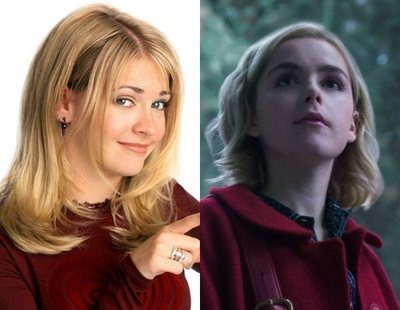 Así cambiarán los personajes originales de 'Sabrina' en el reboot de Netflix