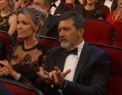Antonio Banderas se hace viral durante la gala de los Emmy por su andaluza forma de aplaudir