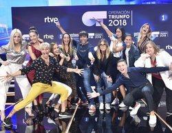 'OT 2018': Lista completa de canciones y orden de actuación de la Gala 0